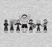 The Family That Avenges Together by jcthomason