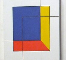 3 volumes of Mondrian by Kuznetsov Gerasim