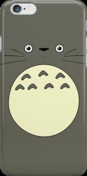 Cover Totoro by LanFan