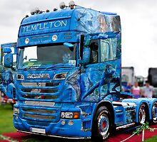 Scania Avatar Truck by Tony Dewey