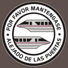 Por Favor Monorail Pink by AngrySaint