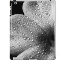 Phlox 1 B&W iPad Case/Skin