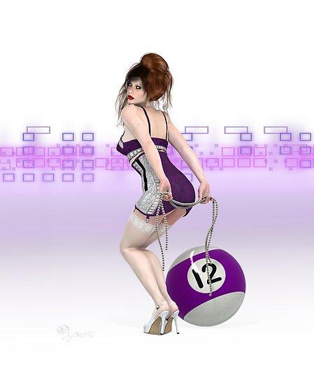 Poolgames 2012 - No. 12 by DigitalFox