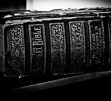 The Holy Bible  by Joann Copeland-Paul