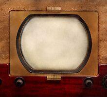 Americana - TV - The boob tube by Mike  Savad