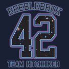 TEAM HITCHHIKER _Beeblebrox by shaydeychic