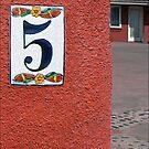 Numero Cinco by paintingsheep