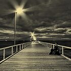 Sitting on the Dock by MarkCooperPhoto