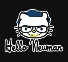 Hello, Newman by J. Stoneking