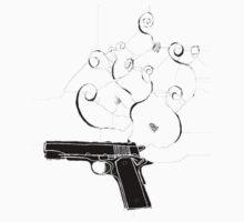 torrid gun negative Kids Clothes