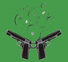 double gun Kids Clothes