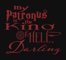 Crowley Patronus by Konoko479