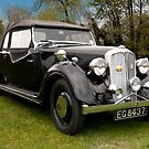 1948 Rover 12 Tourer by Aggpup