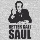 Better Call Saul by teetties