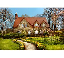 House - Westfield NJ - The estates  Photographic Print