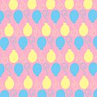 Pinkie Pie Pattern by Bogies
