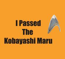 I Passed by kjen20
