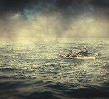 Old man and the sea by Taylan Soyturk