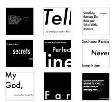 Futura Type Book by Reynoldsben