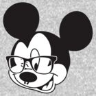 Mickey Head by JohnnySilva