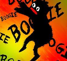 Toejam & Earl Boogie Man by ThreeHeadedMnky