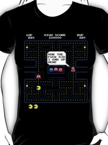 Mario in pacman world T-Shirt