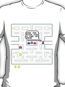 Mario in pacman world T-Shirt