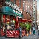 Cafe - Hoboken, NJ - Vito&#x27;s Italian Deli  by Mike  Savad