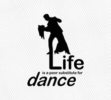 Dance v Life by Ron Marton