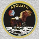 apollo 11 by redboy