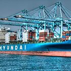 Hyundai Shipping by Stephen Burke