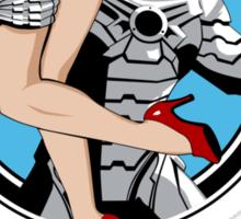 Cyberteer Sticker