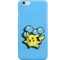 Balloon Pikachu iPhone Case/Skin