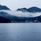 Waters of Hakone, Japan by Emily McAuliffe