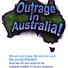 Outrage in Australia! by Initially NO