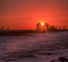 Saskatchewan Sunrise 2960_2013 by Ian McGregor