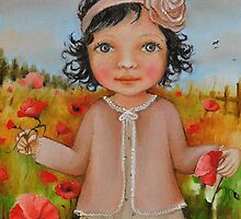 August Girl by Monica Blatton