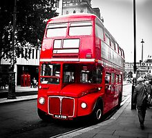 London Bus by Paul Stevens