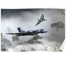 Vulcan Wingman Poster