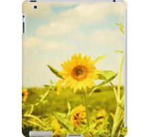 Happiness is Yellow iPad Case/Skin