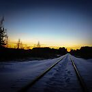 Sundown Tracks by BTsnaps