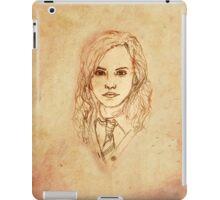 Hermione iPad Case/Skin