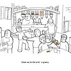 """Gravy Pub"" by Ellie Bailey"