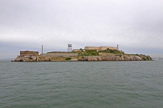 Alcatraz by Jonathan Hill, Jr.