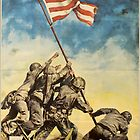 Iwo Jima by Chris L Smith