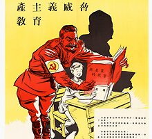 Old Cummunism Poster by chris-csfotobiz
