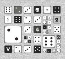 Loads of Dice by SirInkman