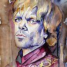 Tyrion Lannister by Slaveika Aladjova