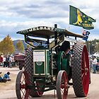 Jelbart Tractor by Deborah McGrath