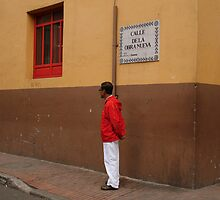 People 0765 (Bogota, Colombia) by Mart Delvalle